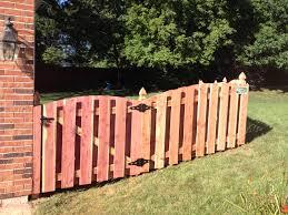 314 best fencing images on kirkwood fence co inc wood