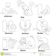 preschool alphabet coloring pages funycoloring