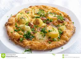 scrambled eggs country style stock photo image 50559057