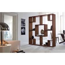 home design best room dividers eight shape wooden bookshelves as