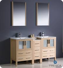 Bathroom Vanity With Side Cabinet Bathroom Vanity Side Lights Interior Design