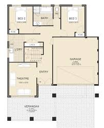 San Remo Floor Plans San Remo Series 1 Upstairs Living New 2 Storey Homes Perth