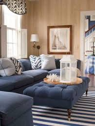 Nautical Interior Neutral Coastal Living Room Living Rooms Pinterest Coastal
