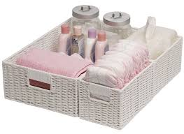 Changing Table Storage Baskets Babyology Gift Guide Newborn Part One