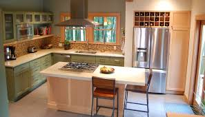 Cork Backsplash Tiles by Wine Cork Backsplash Kitchen Craftsman With Mosaic Tile Backsplash