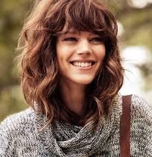 easy shag long hair 35 medium length curly hair styles hairstyles haircuts 2014