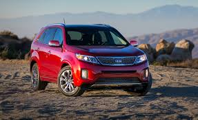 2014 kia sorento first drive u2013 review u2013 car and driver