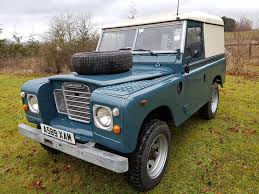 land rover series 3 off road land rover series 3 swb 88 diesel 1983 van sides dash auto imports