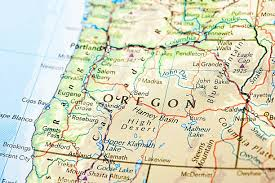 oregon map pictures images and stock photos istock