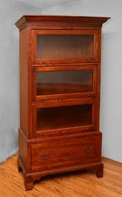 timberlake cherry barrister bookcase