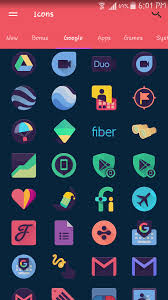 android icon pack top 7 best free icon packs for android 2017