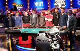 wsop final table the nine november nine set for world series of poker main event but no
