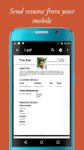 My Resume Builder Free My Resume Builder U0026 Cv For Free Professional Jobs Android Apps