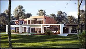 Modern Villa Plans Home Design Archaiccomely Modern Houses Modern Houses Plans