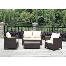 Outdoor Resin Wicker Patio Furniture by Best 25 Resin Wicker Patio Furniture Ideas Only On Pinterest
