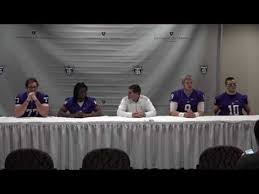 Football Conference Table Football Videos University Of St Thomas