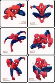 spiderman printable nerdy side pictures