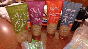 bath and body works 4 new fall scents sneak peek coupon world