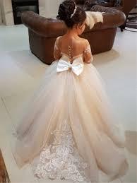 flower dresses cheap ivory flower girls dresses online for