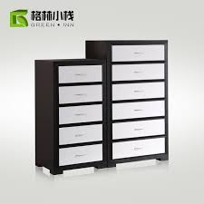 six drawer storage cabinet modern minimalist wood chest of drawers chests of drawers six multi