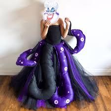 ursula costume girl s ursula sea witch inspired costume villain the