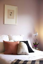 home staging by places graces bedroom purple mauve walls