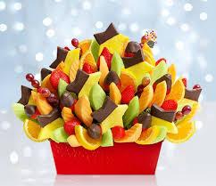 christmas fruit arrangements just 10 days til christmas edible news for edible arrangements