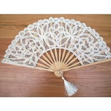 lace fans free shipping antique lace fans j s favors gifts shop