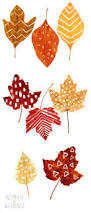 printable leaves