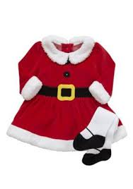 buy f u0026f santa dress and tights set from our novelty range tesco