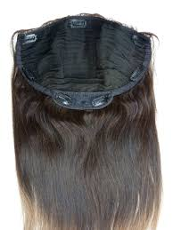 Sunkissed Brown Hair Extensions by Ombre Remy Clip In Hair Piece