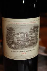 learn about chateau lafite rothschild jersey foodies 2001 château lafite rothschild bordeaux