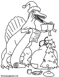 Christmas Dinosaur Coloring Page Dinosaur Coloring Pages Dinosaur Coloring Page