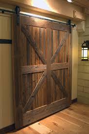 Barn Door Ideas For Bathroom Barn Door Bathroom Closet Door The Zen Door On The Sliding Barn