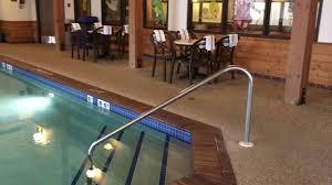 Comfort Inn West Duluth Minnesota Pool Spa Room Comfort Inn West Duluth Youtube