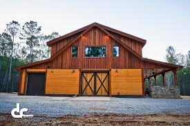 newnan barn home project dc builders view