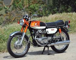 happy medium the 1969 honda cb175k3 classic japanese