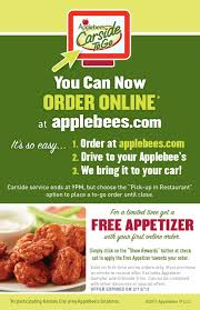 applebees coupons on phone appebee s free appetizer kansas city on the cheap