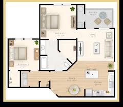 outstanding two bedroom apartment floor plans photo decoration