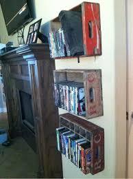Dvd Bookcase Storage Best 25 Dvd Storage Solutions Ideas On Pinterest Cd Dvd Storage