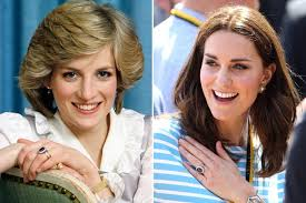 ring diana princess diana jewelry kate wears jewelry kate middleton inherited