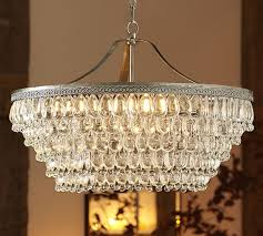 Candle Chandelier Pottery Barn Fabulous Large Round Chandelier Large Candle Chandelier