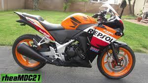 honda cbr honda honda cbr 250r repsol moto gp edition u0027s fender elminator kit youtube