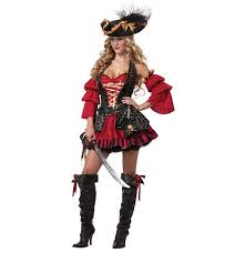 Halloween Costume Womens 5 Pirate Halloween Costumes