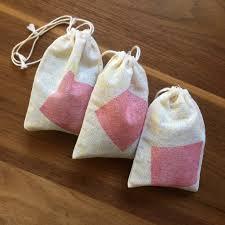 sachet bags 100 cotton muslin sachet bags set of 6 galaxy 47