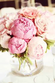 Flower Arrangements Weddings - best 25 peonies centerpiece ideas on pinterest peony flower