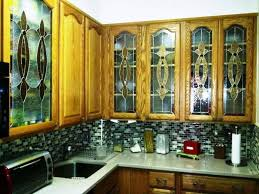 10 chic and elegant kitchen glass cupboards rilane