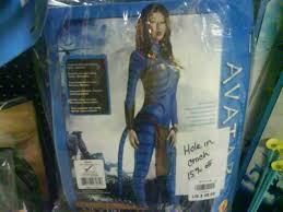 Halloween Avatar Costume Avatar Halloween Costume Gently Random Funny Picture