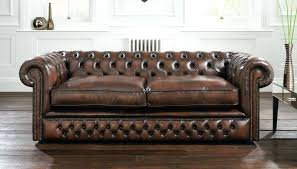natuzzi tufted leather sectional sofa with rolled arms