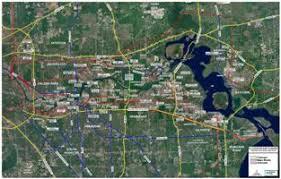 map of houston area bay area houston economic partnership